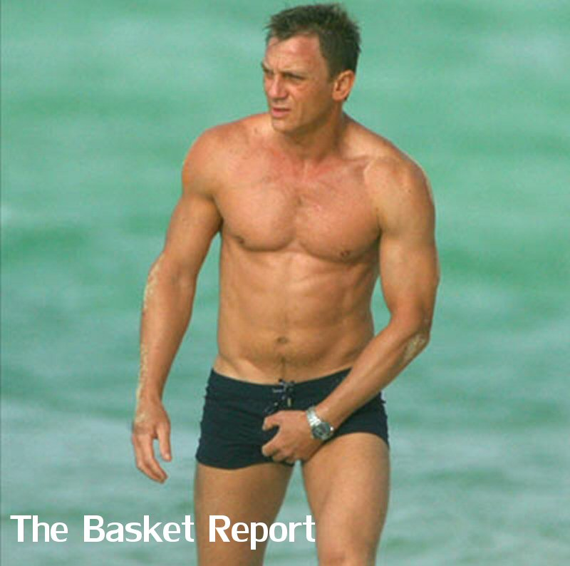 Daniel Craig Bulge | The Basket Report